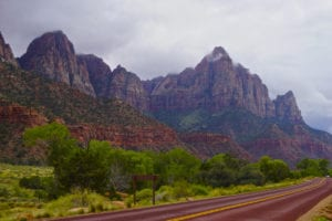 Labor Day Roadtrip to Zion National Park