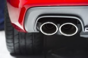 what is a car's exhaust system