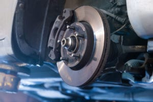 different type of car brakes