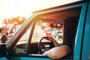 items in your car for the summer